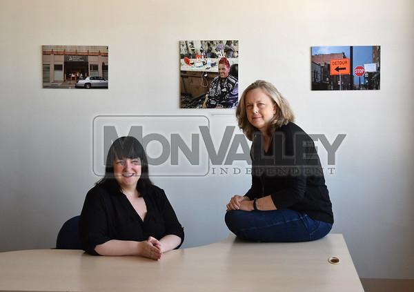 Nicole Peeler and Martha Rial
