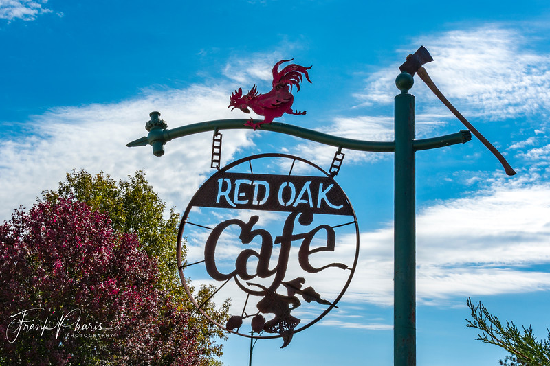 January 20, 2019 -- Red Oak Cafe