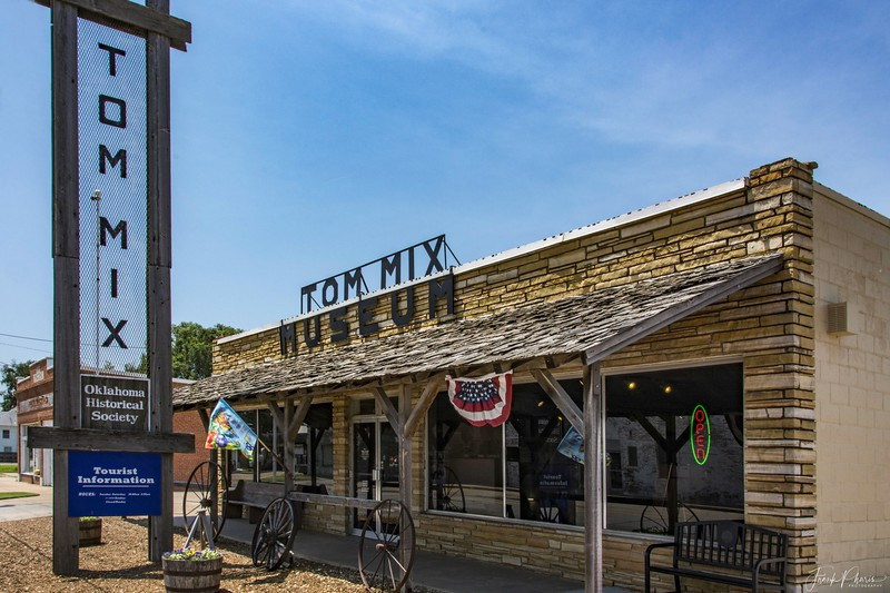 January 6, 2019 -- Tom Mix Museum