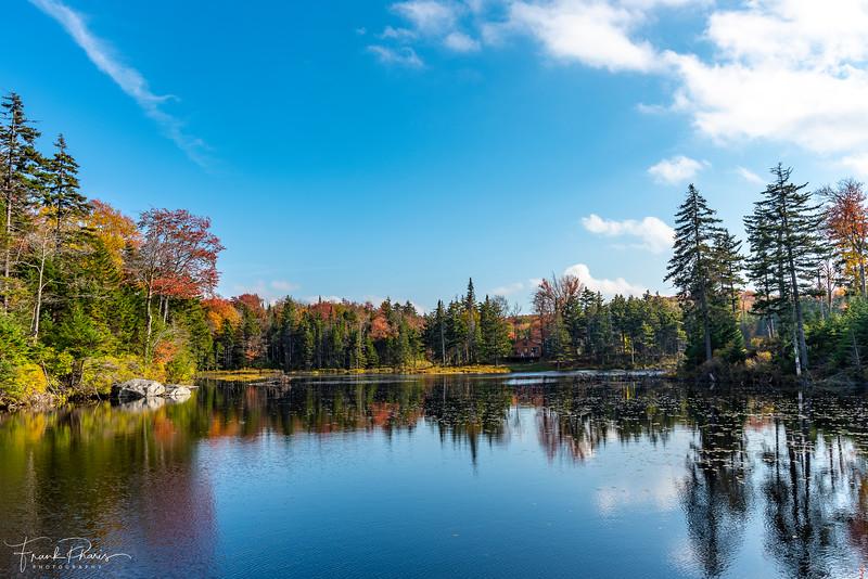 October 24, 2019 -- Red Mill Pond
