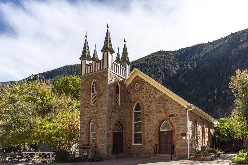 March 5, 2019 -- Little Stone Church