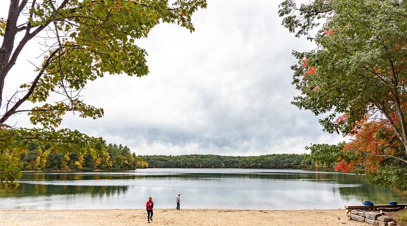 November 20, 2019 -- Walden Pond