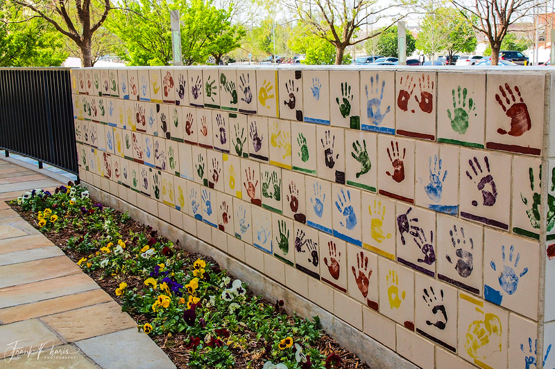 April 19, 2019 -- Children's Area - Oklahoma City Memorial