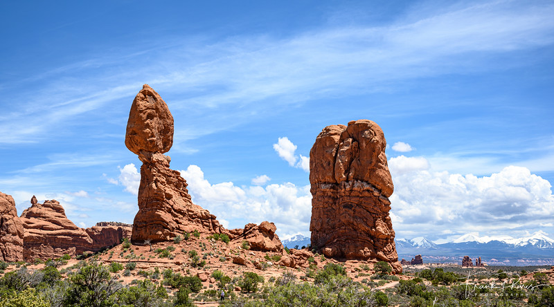 June 18, 2019 -- Balanced Rock