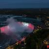 April 27, 2019 -- Niagara Falls at Night