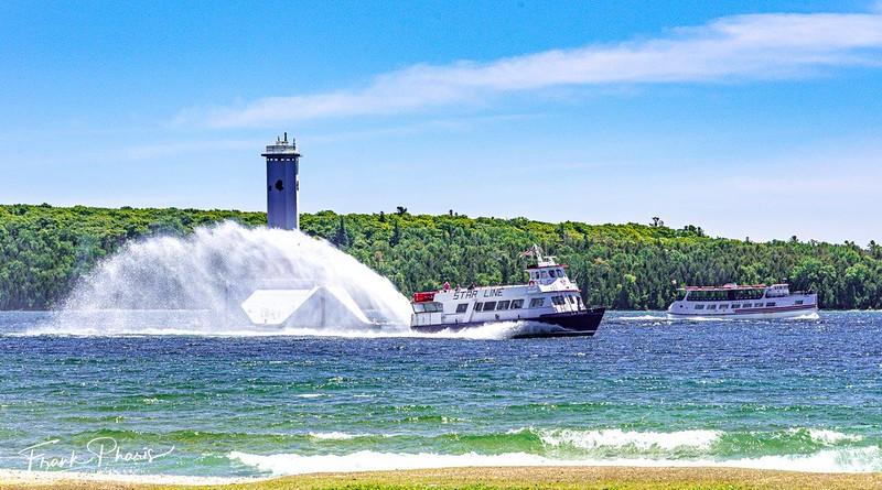 September 24, 2019 -- Water Jet Tail
