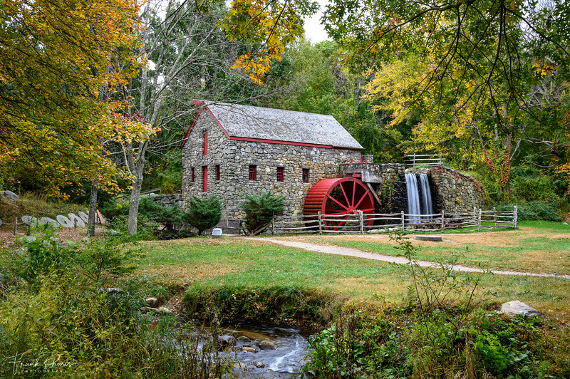 November 18, 2019 -- Wayside Grist Mill
