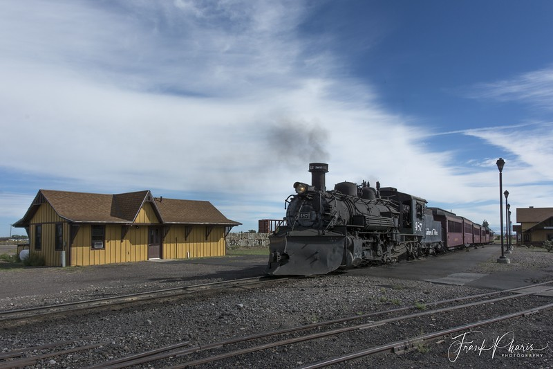March 9, 2019 -- Cumbres & Toltec Scenic Railroad