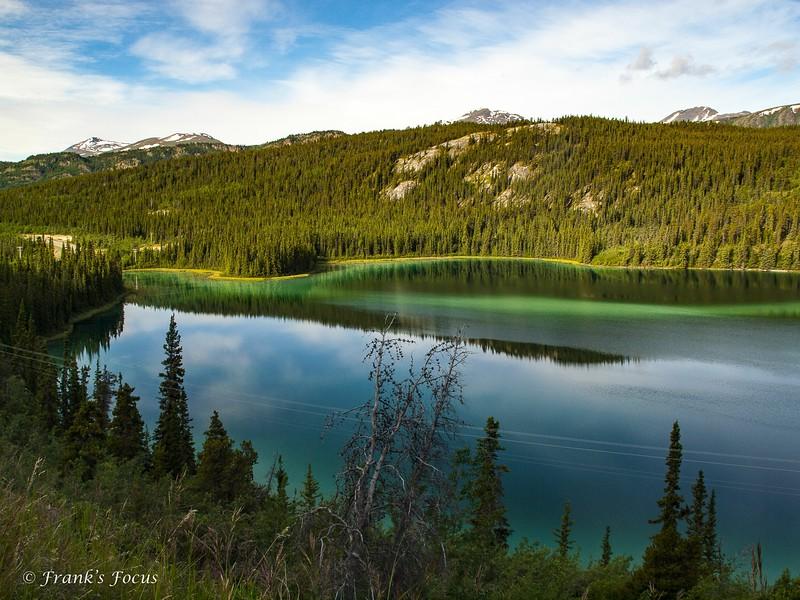 March 17, 2019 -- Emerald Lake (Yukon Territory, Canada)