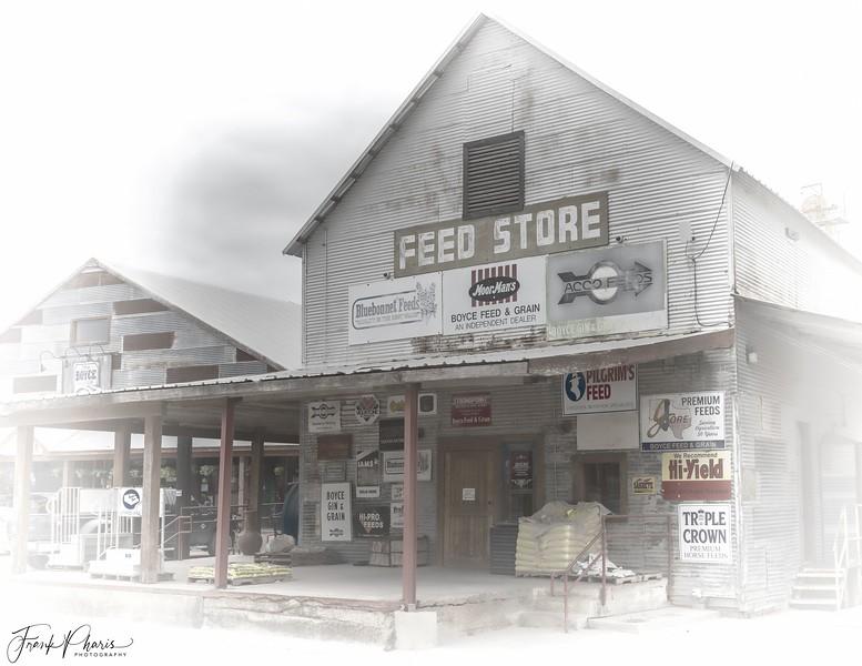 May 1, 2019 -- Feed Store
