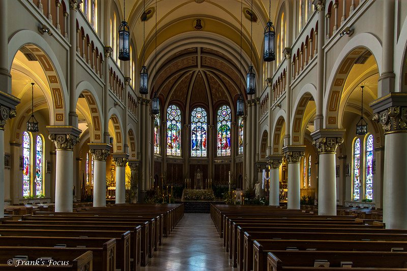 February 13, 2019 -- Cathederal of St. John The Evangelist