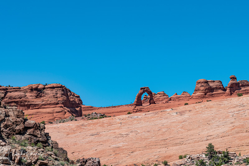 July 27, 2019 -- Delicate Arch