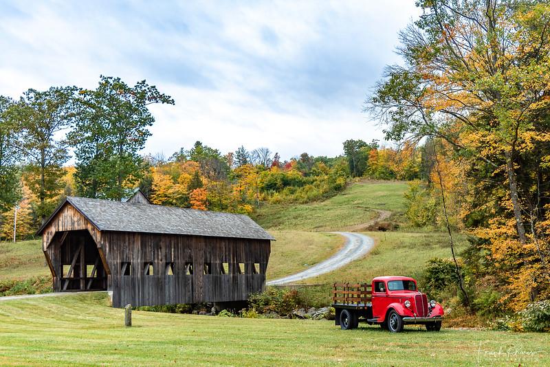 November 9, 2019 -- Vermont Country