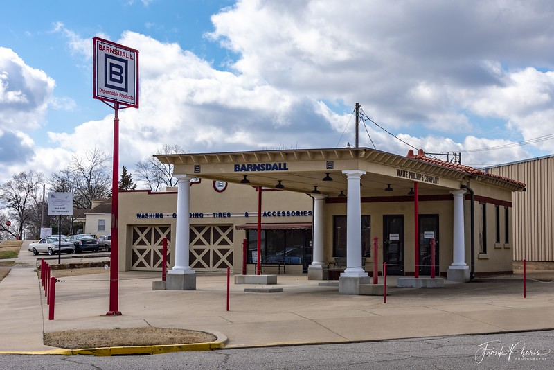 May 18, 2019 -- Waite Phillips Station