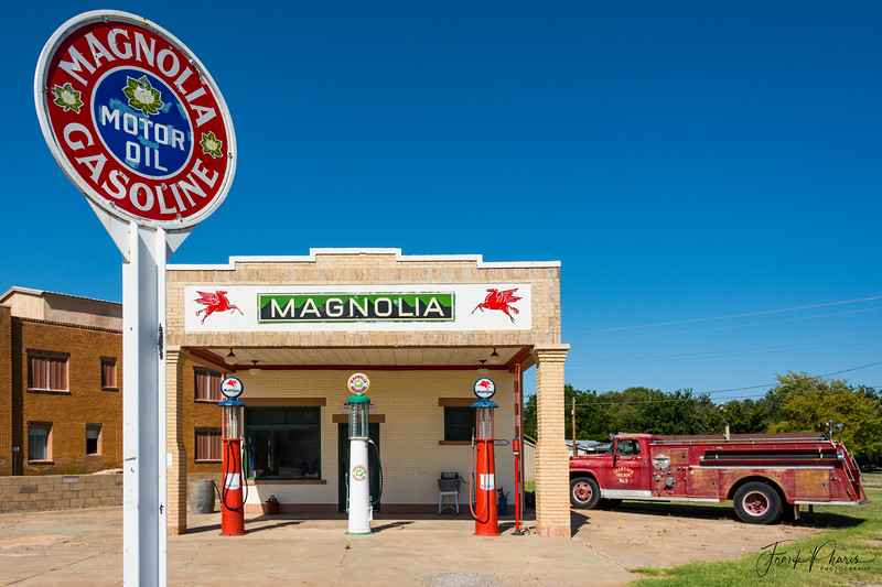 April 6, 2019 -- Magnolia Gas