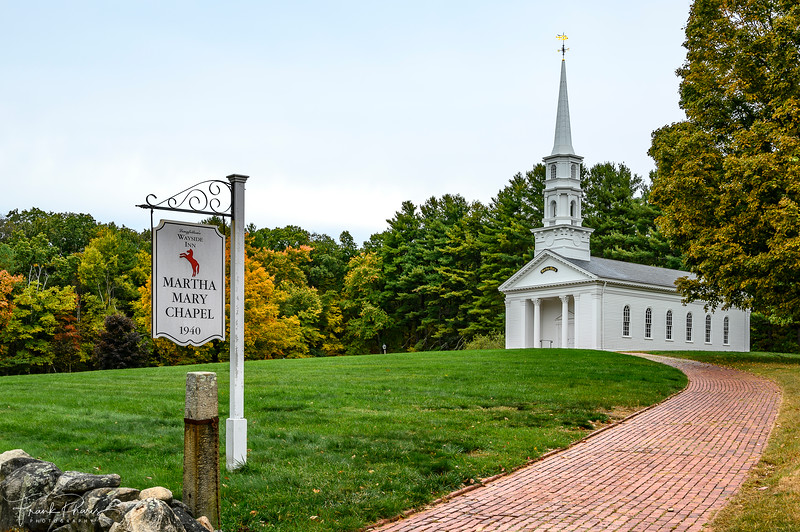 November 17, 2019 -- Mary-Martha Chapel