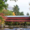 November 14, 2019 -- Swift River Covered Bridge