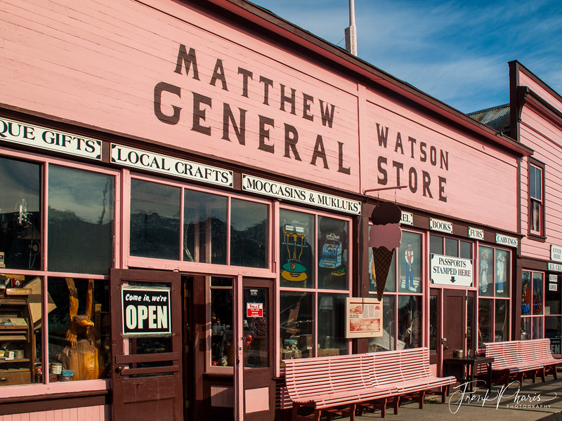 February 5, 2019 -- Matthew Watson General Store