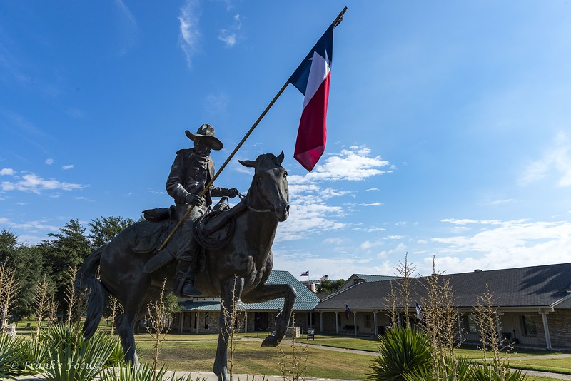 April 25, 2019 -- Texas Ranger