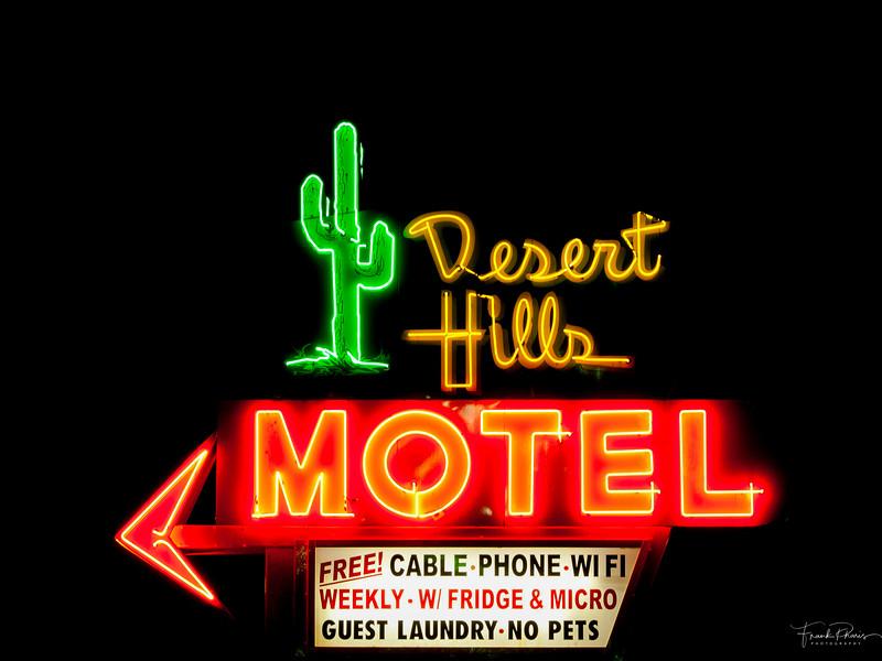 August 19, 2019 -- Desert Hills