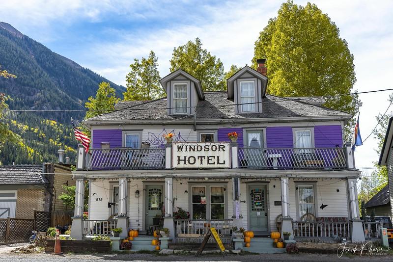 February 23, 2019 -- Windsor Hotel