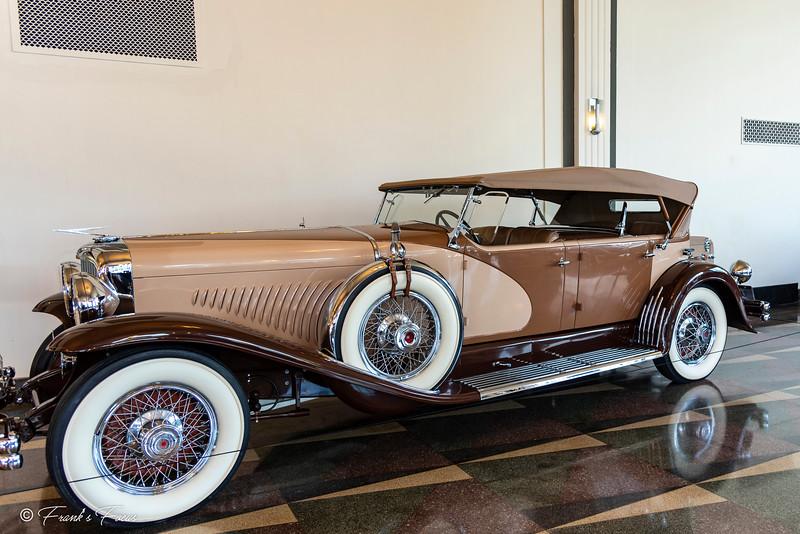 February 19, 2019 -- 1934 Duesenberg Model J Dual-Cowl Phaeton