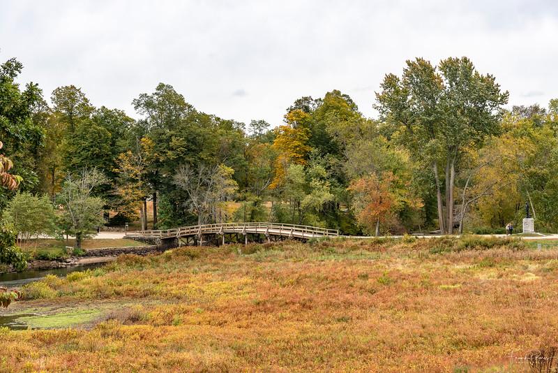November 19, 2019 -- Old North Bridge