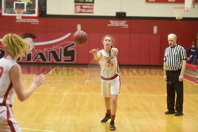 Twinfield vs Richford girls basketball