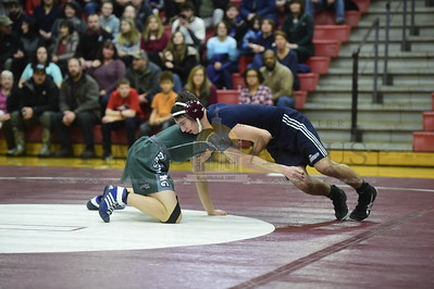Spaulding vs St. Johnsbury wrestling