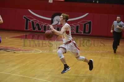 Twinfield vs Blue Mountain boys basketball