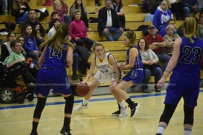 U-32 vs Williamstown girls basketball