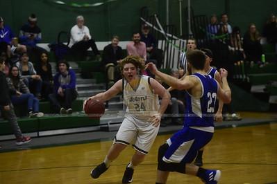 Montpelier vs Lake Region boys basketball