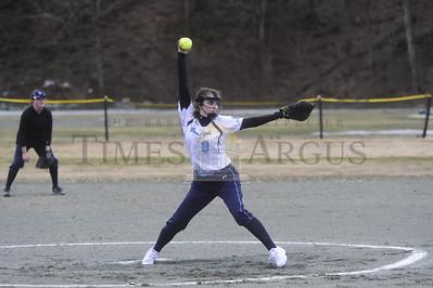 Randolph vs Williamstown softball