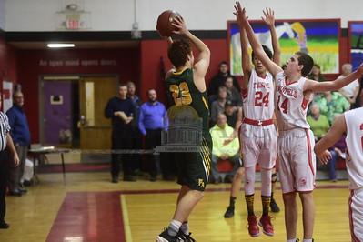 Twinfield vs Peoples Academy boys basketball