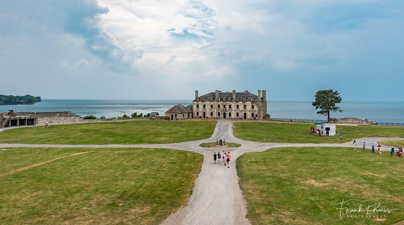 February 10, 2020 -- Fort Niagara Castle