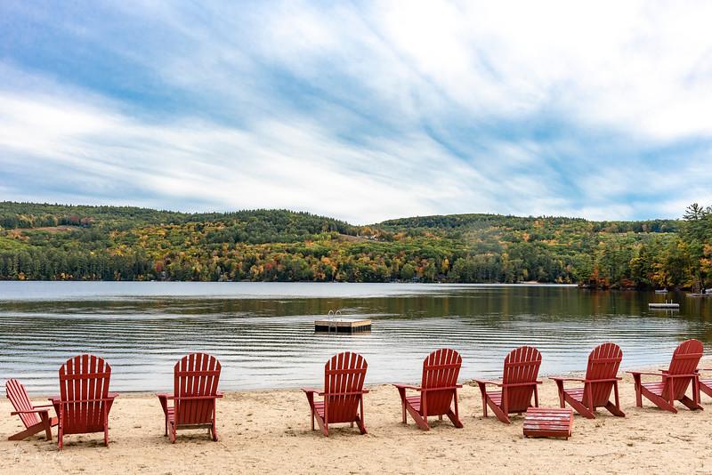 January 30, 2020 -- Lake Relaxation