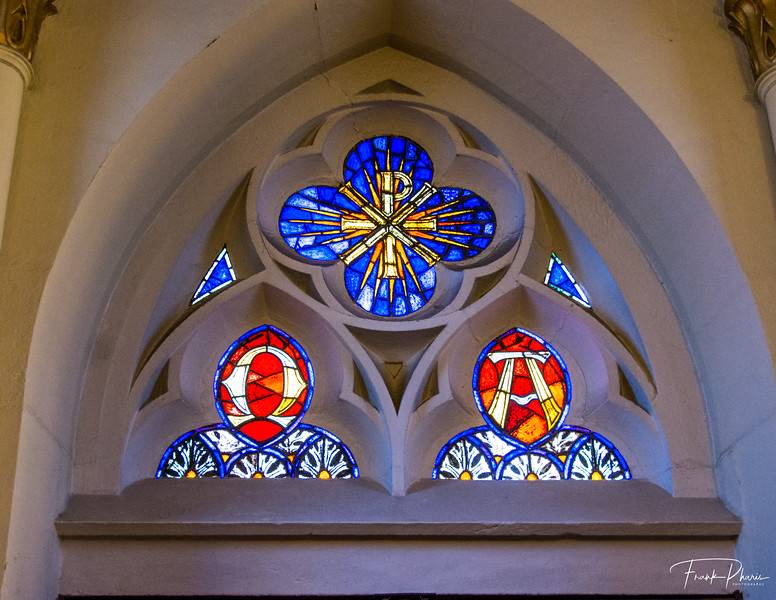 June 13, 2020 -- Loretto Stained Glass