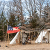 March 18, 2020 -- Confederate Encampment