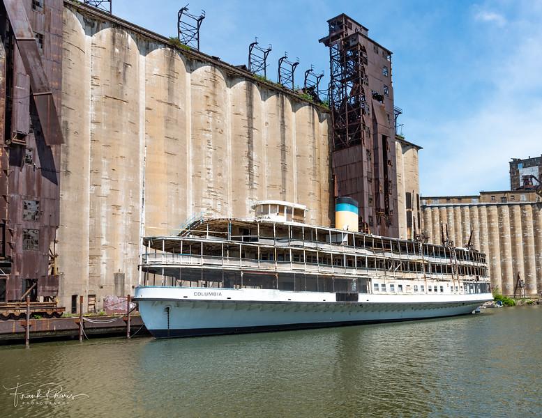 February 5, 2020 -- Ghost Ship??