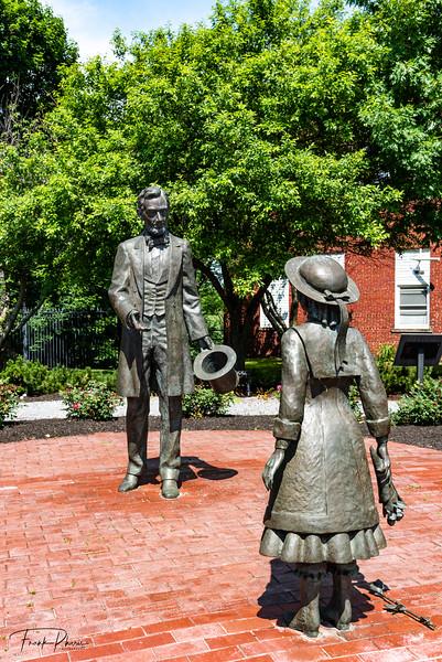 January 12, 2020 -- Abe & Grace