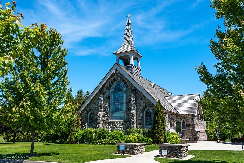 February 24, 2020 -- Little Stone Church