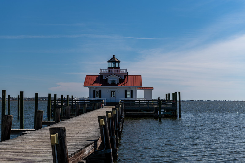 Light at Manteo