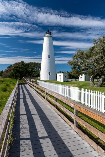 Ocrocoke Lighthouse
