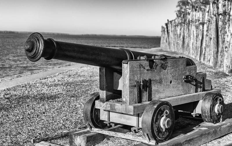 Canon  defending