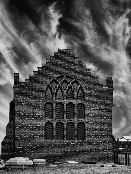 Brickwork & Sky