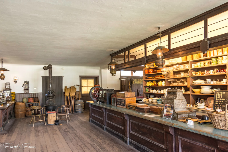 October 7, 2021 -- The Old General Store