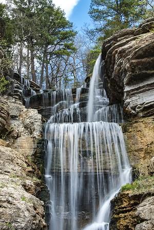 April 22, 2021 -- Dogwood Waterfall