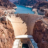 March 31, 2021 -- Hoover Dam & Lake Meade