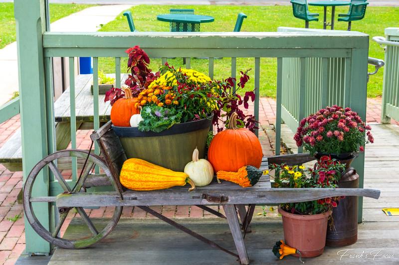 October 5, 2021 -- Harvest Bounty