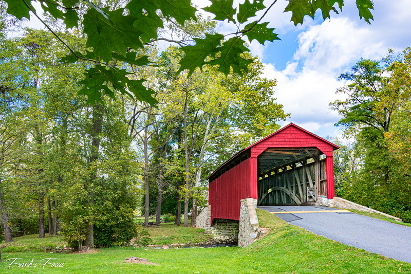 October 2, 2021 -- Pool Forge Bridge